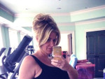 Kim Zolciak Baby Bump