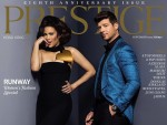 Robin Thicke, Paula Patton Photo