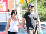 Brian Hallisay and Jennifer Love Hewitt