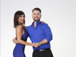 Jack Osbourne and Cheryl Burke