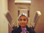 Nina Davuluri Twitter Photo