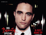 Robert Pattinson on Sunday Style