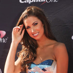 Katherine Webb at the ESPYs