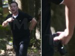 Jon Gosselin Gun Photos