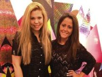 Jenelle Evans and Kailyn Lowry