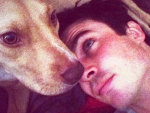 Ian Somerhalder's Dog