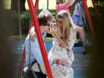 Cressida Bonas and Prince Harry Photo (Fake)