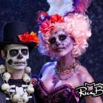Jason and Naomi Priestly Halloween