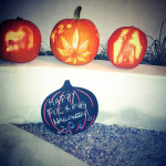 Miley Cyrus Pumpkins
