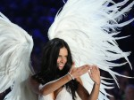 Adriana Lima at Victoria's Secret Fashion Show