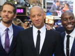Vin Diesel, Paul Walker and Tyrese