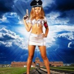 Tila Tequila as a Nazi
