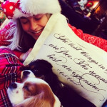Julianne Hough on Christmas