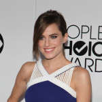 Allison Williams at the PCAs