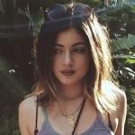 Kylie Jenner's Face