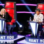 Gwen Stefani and Pharrell Williams