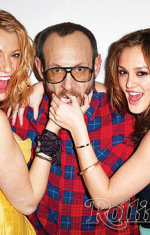 Leighton Meester, Blake Lively Photo