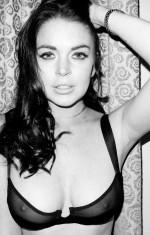 Lindsay Lohan Nipples