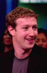 Mark Zuckerberg Photograph