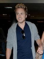 Spencer Pratt at LAX