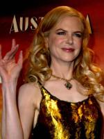 Nicole Kidman is Spanish Gold