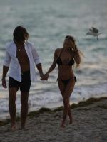Shauna Sand Bikini Photo