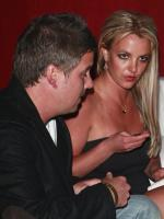Jason Trawick, Britney Spears Photo