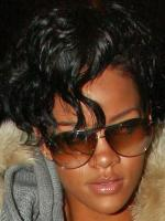 Rihanna Up Close