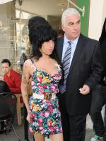 Amy Winehouse and Father
