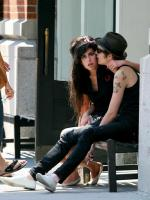 Blake and Amy Winehouse Photo