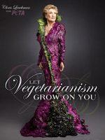 Cloris Leachman PETA Ad