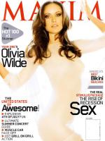 Olivia Wilde Maxim Cover