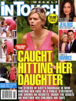 Kate Gosselin Hits Daughter!