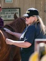 Debbie Rowe, Horse