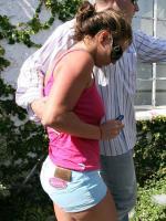 Britney's Butt