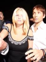 Jessica Simpson, Ken Paves Pic