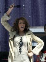 Whitney Houston Comeback