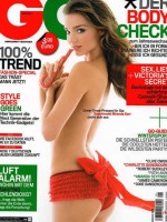 Miranda Kerr Topless GQ Cover