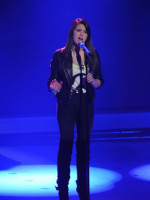 Katie Stevens Performs