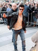 Lautner in France