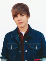 Biebs in Teen Vogue