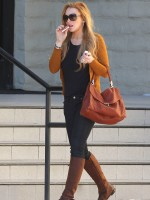 Smoking, Hot Lohan