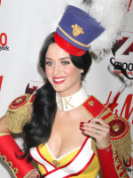 Katy at the Jingle Ball