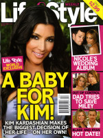 A Baby for Kim!