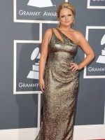Miranda Lambert at the Grammys