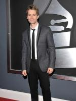 Matthew Morrison at the Grammys