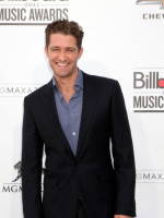 Matthew Morrison at the Billboard Music Awards