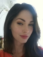 Megan Fox Facebook Picture