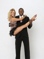 Ron Artest and Peta Murgatroyd