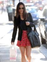 Pippa Middleton Short Skirt